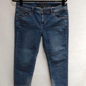 Tommy Bahama Denim Crop Jeans size 10